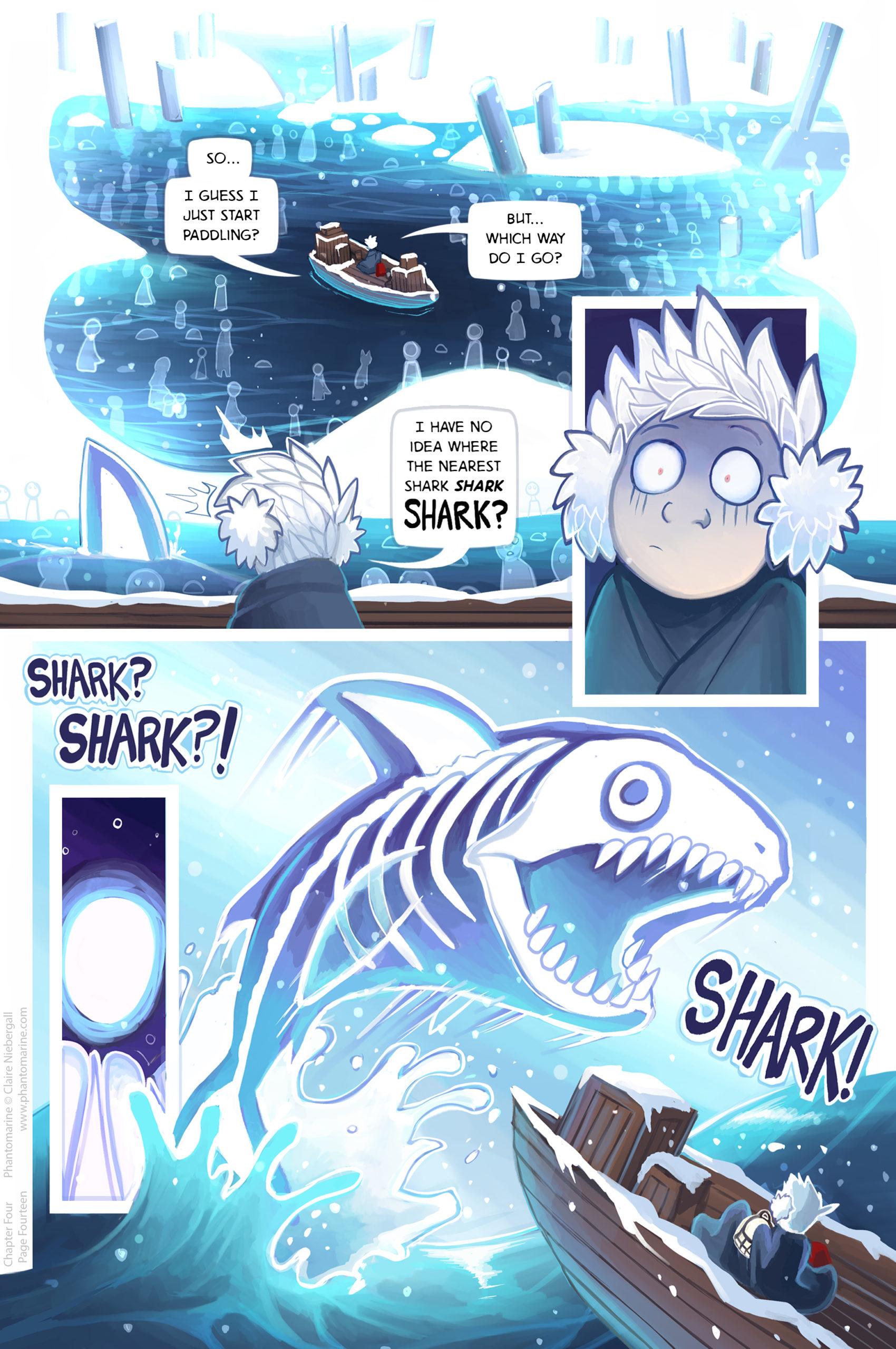 4.14 The Nearest Shark